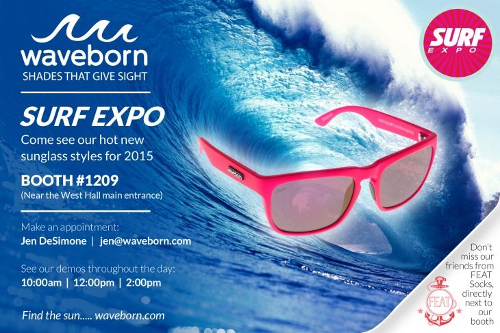 Surf Expo Invitation